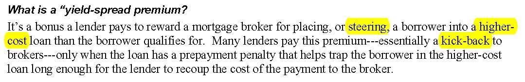 Broker fee define